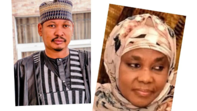 Photo of Gov Ganduje's son reports his mom to EFCC for allegedly defrauding him