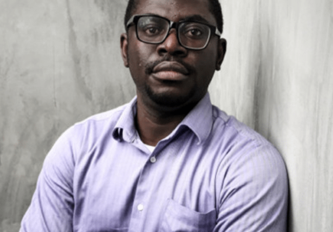 """Photo of """"Don't mind people telling you to follow your dreams,"""" filmmaker, Niyi Akinmolayan, advices people to work hard even if the job they find isn't their dream job"""