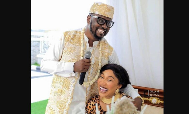 Photo of We dated for barely 3 months and it was a living hell. She cheated right from the start of our relationship – Tonto Dikeh's ex-boyfriend, Prince Kpokpogri speaks